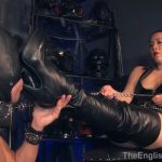 Lydia Supremacy In Scene: Torment and Pleasure Boots – THEENGLISHMANSION – HD/720p/MP4