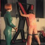 Domina Liza In Scene: Whipped and Broken – THEENGLISHMANSION – HD/720p/MP4
