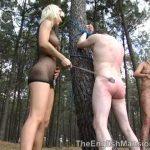 Lady Natalie Black, Mistress Vixen In Scene: The Thrashing Trees – THEENGLISHMANSION – SD/480p/WMV