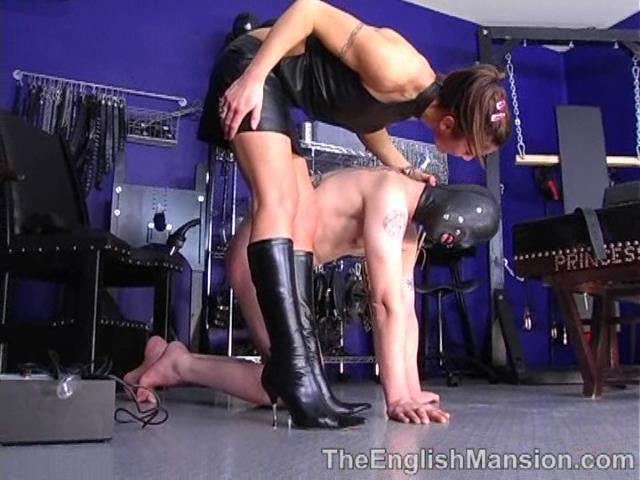 Princess Anuska In Scene: Slave For Aunska - THEENGLISHMANSION - SD/480p/WMV