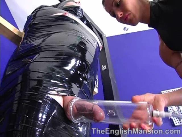 Princess Anuska In Scene: Taped and Tormented - THEENGLISHMANSION - SD/480p/WMV
