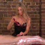 Mistress Anna Regent In Scene: Wrapped and Waxed – THEENGLISHMANSION – SD/480p/WMV