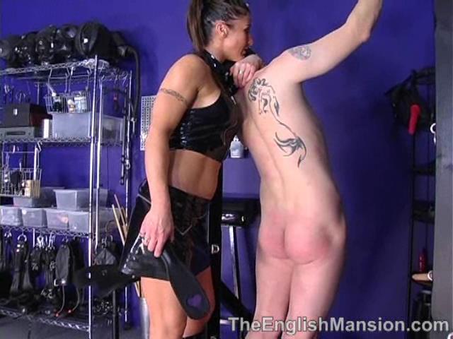 Princess Anuska In Scene: Anuska's Slave - THEENGLISHMANSION - SD/480p/WMV