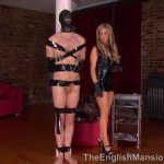 Mistress Anna Regent In Scene: Bearing the Strain – THEENGLISHMANSION – SD/480p/WMV