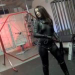 Brunette Mistress In Scene: Brunette Mistress in full domination gear and heels using her flogger to thoroughly whip her slave's back and ass – WOMENWHOPUNISH – HD/720p/MP4