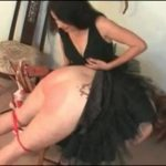 Naughty submissive punished with various spanking tools – WOMENWHOPUNISH – LQ/240p/MP4