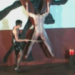 Sadistic domina delivers a thorough caning on the slave's ass and thighs – WOMENWHOPUNISH – SD/480p/MP4