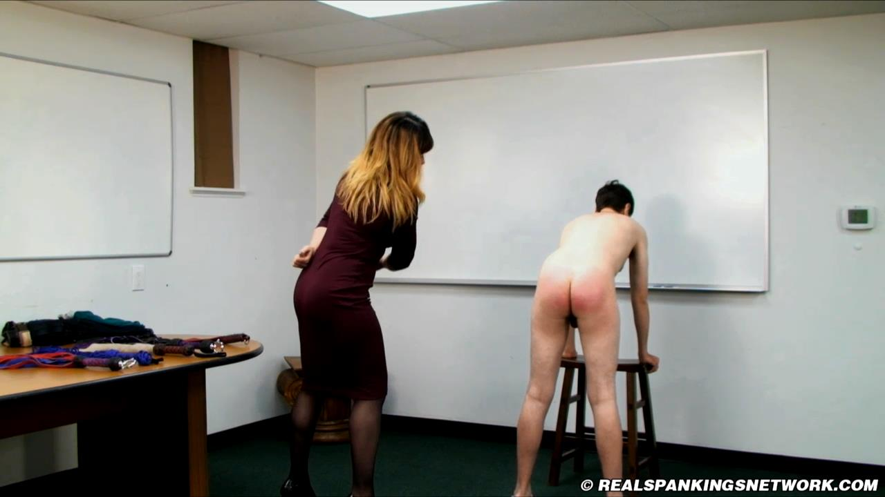 Miss Betty , Zack In Scene: Zacks Session with Miss Betty - WOMEN-SPANKING-MEN - HD/720p/MP4