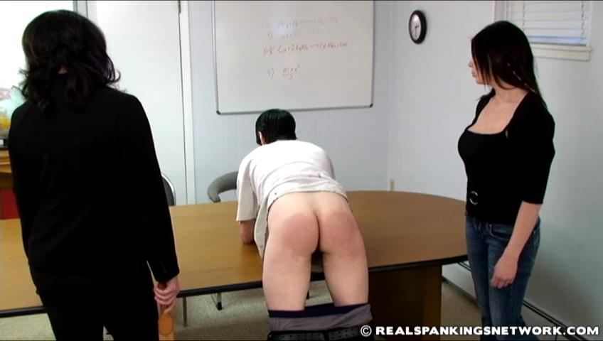 Zack, Miss Betty, In Scene: Late Again - WOMEN-SPANKING-MEN - SD/480p/RMVB