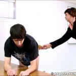 Zack, Miss Betty In Scene: Zack's Bad Day at School – WOMEN-SPANKING-MEN – SD/480p/RMVB