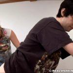 Zack, Monica In Scene: Zack Spanked for Being Late – WOMEN-SPANKING-MEN – SD/480p/RAM