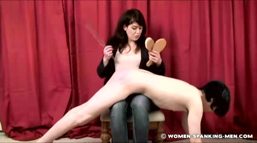 Zack, Miss Betty In Scene: Zack Punished by Betty - WOMEN-SPANKING-MEN - SD/472p/RMVB
