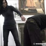 Miss Jade, Steven In Scene: Steven's Bad Day – WOMEN-SPANKING-MEN – SD/472p/RMVB