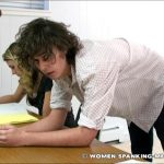 Steven, Miss Betty In Scene: Steven Punished for Cheating – WOMEN-SPANKING-MEN – SD/472p/RAM