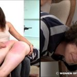 Steven, Miss Betty In Scene: Steven is Spanked OTK – WOMEN-SPANKING-MEN – SD/472p/RMVB