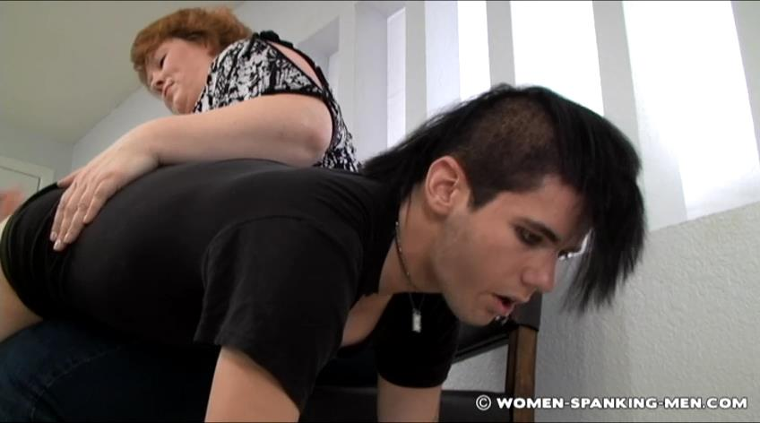 Devv, Miss Betty, Miss Kay In Scene: Devv's Real Life Punishemnt - WOMEN-SPANKING-MEN - SD/472p/RMVB