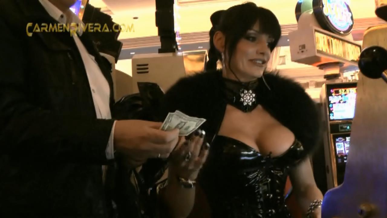 Baronessa Carmen Di Rivera In Scene: Las Vegas Babes XXL Part 1 - YOURMISTRESS - HD/720p/MP4