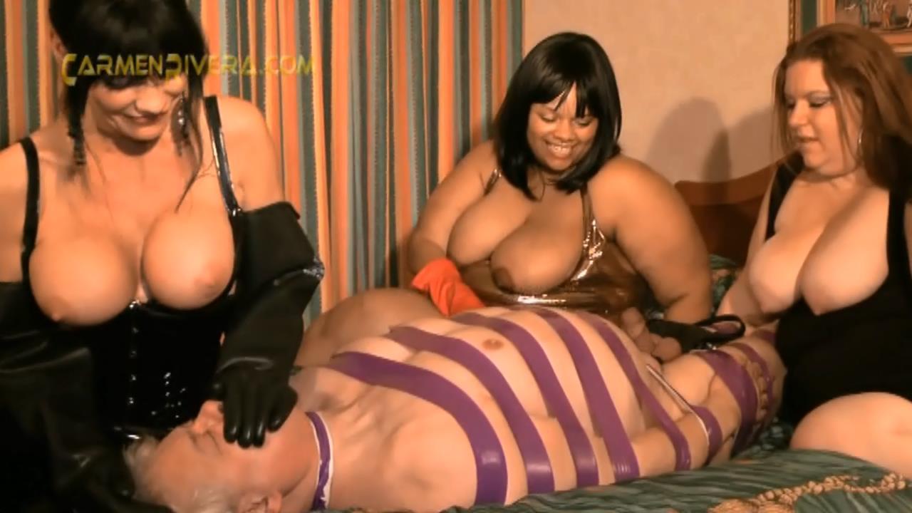 Baronessa Carmen Di Rivera In Scene: Las Vegas Babes XXL Part 3 - YOURMISTRESS - HD/720p/MP4