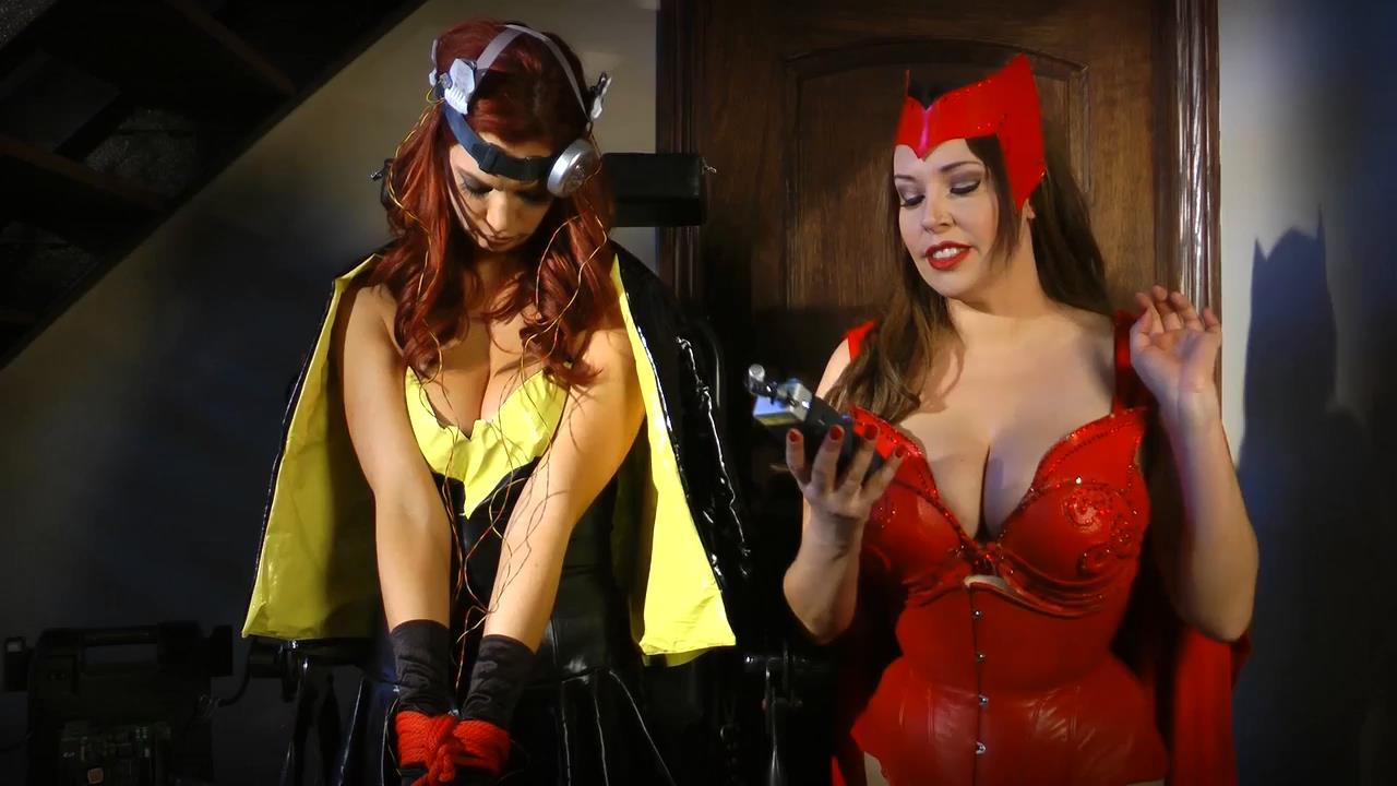 Anastasia Pierce, Jayden Cole In Scene: Eliminate Batgirl, Part 1 of 2 Identity Erased - XSITEABILITY / ANASTASIAPIERCE - HD/720p/MP4