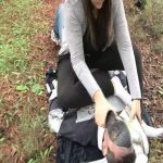 Mistress Lea In Scene: Hard smelling torture under Mistress – FOOTFETISHATTITUDE – SD/576p/WMV