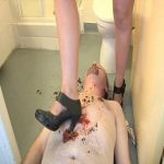Mistress Lydie In Scene: Slave feeding by a fabulous Mistress – FOOTFETISHATTITUDE – SD/576p/WMV