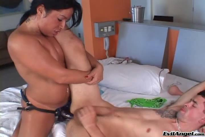 Monica Santhiago In Scene: Strap Attack #10, Scene #04 - STRAPATTACKERS - SD/480p/MP4