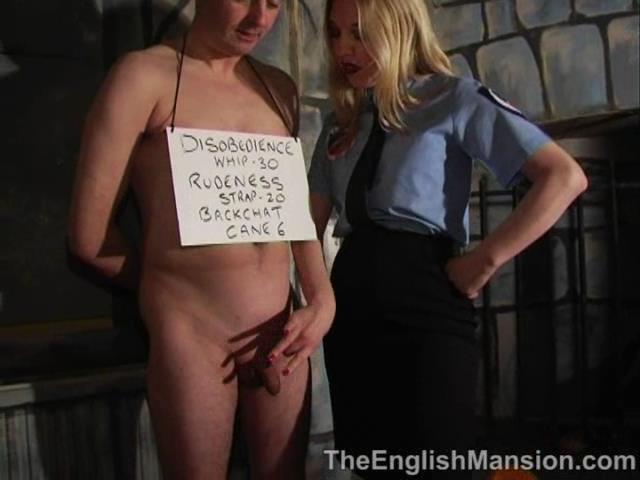 Mistress Anna Regent, Mistress Precious, Mistress Sidonia In Scene: Correction Castle - THEENGLISHMANSION - SD/480p/WMV
