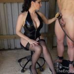 Domina Alexandra Snow In Scene: Fresh Meat To Milk – THEENGLISHMANSION – HD/720p/WMV