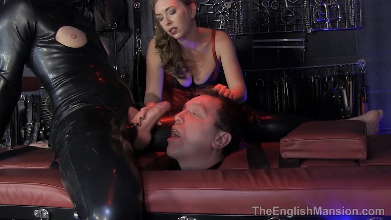 Mature Mistress Lesbian Slave