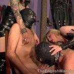 Mistress Lola, Mistress Sidonia In Scene: Strap Ons & Bi Slaves – THEENGLISHMANSION – SD/480p/WMV