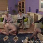 Domina Darla, Mistress Lola, Mistress Sidonia In Scene: The Coffee Morning – THEENGLISHMANSION – SD/480p/WMV