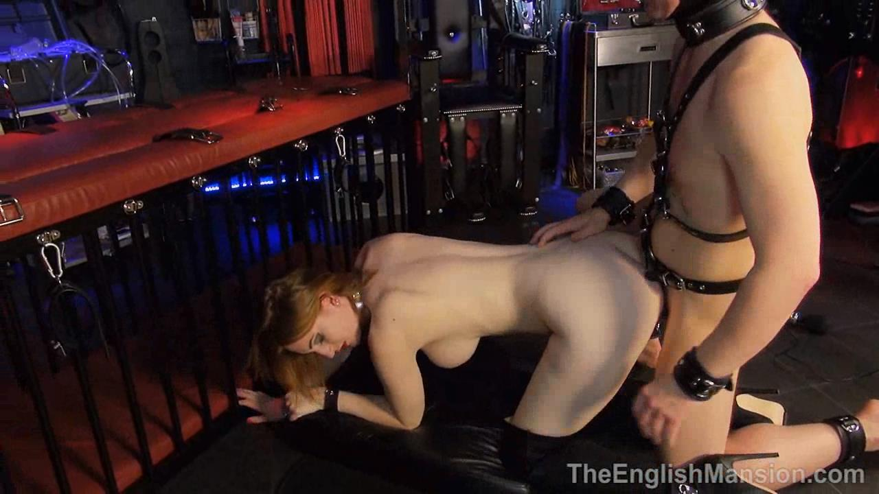Miss Zara, Mistress Sidonia In Scene: Instructing My Sexbots - THEENGLISHMANSION - HD/720p/WMV