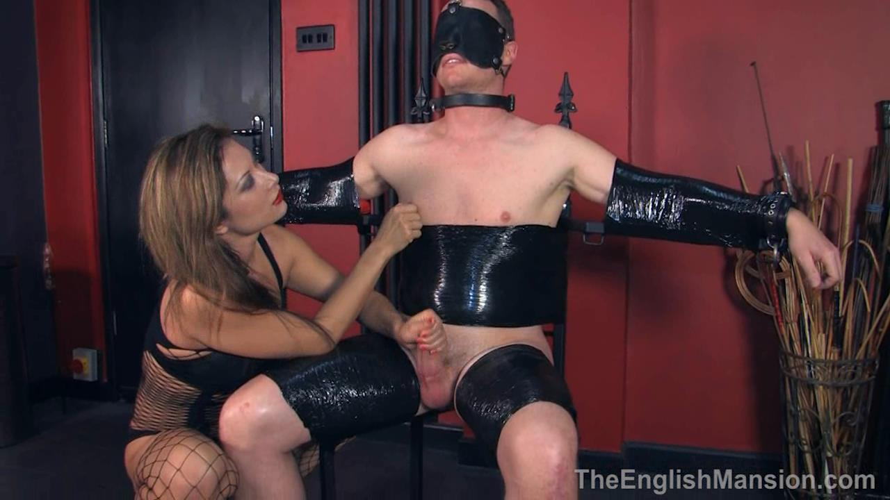 Miss Jasmine In Scene: Dom On Top - THEENGLISHMANSION - HD/720p/WMV