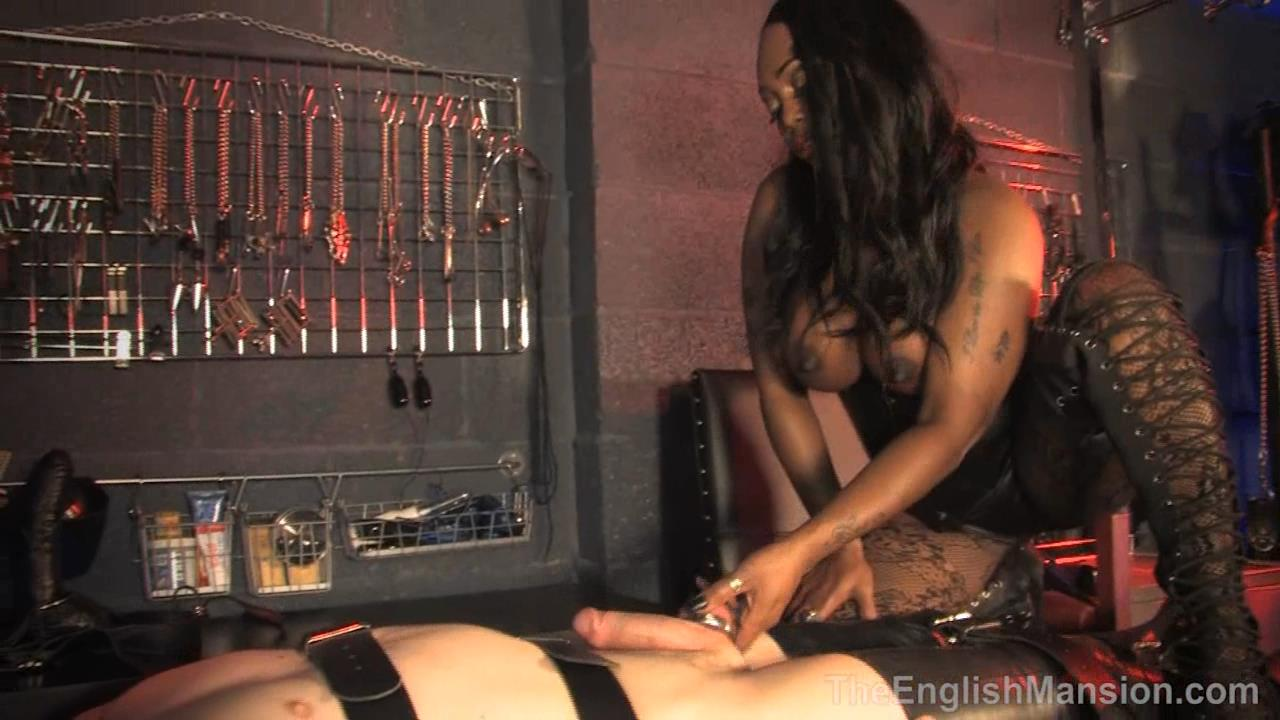 Mistress TTease In Scene: Ruined - THEENGLISHMANSION - HD/720p/WMV