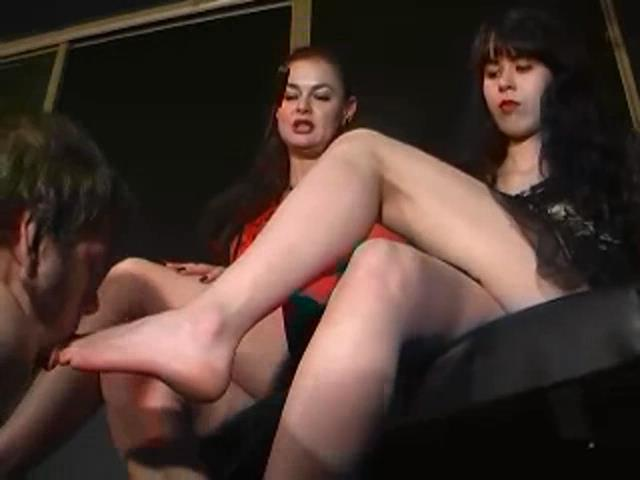 DOMINATRIX DINAH & LADY MELISANDE 1 - TRAMPLE-AMSTERDAM - SD/480p/MP4