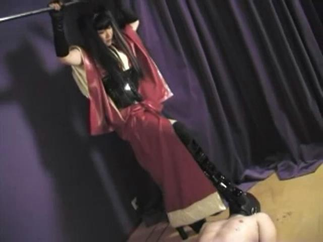 MISTRESS COCO 1 - TRAMPLE-AMSTERDAM - SD/480p/MP4