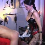 Carmen Di Rivera In Scene: Two Fists to the Hilt Part 3 ANAL EXTREME – YOURMISTRESS – SD/576p/WMV