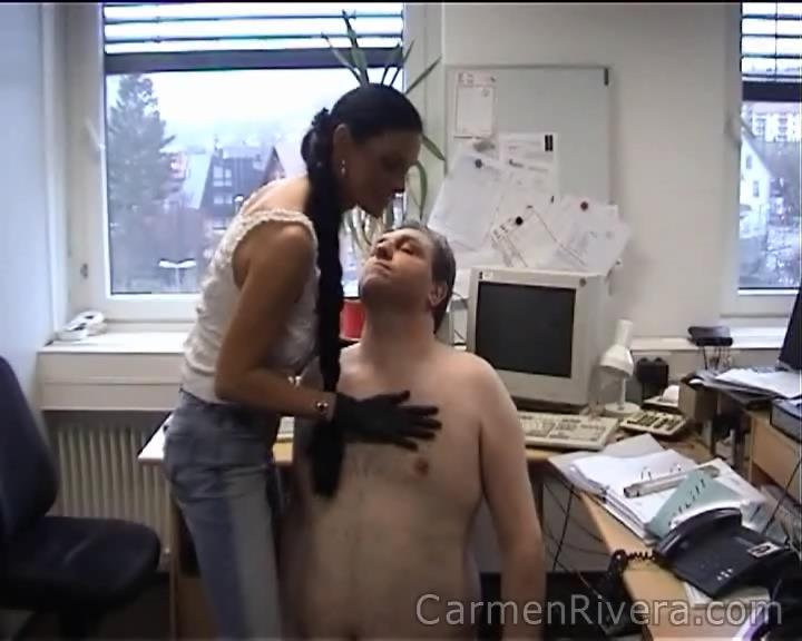 Carmen Di Rivera In Scene: Ponyboy-Training Part 3 - YOURMISTRESS - SD/576p/WMV