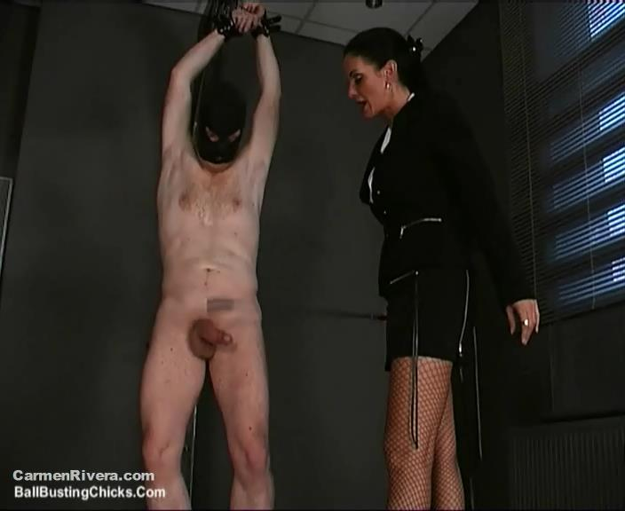 Carmen Di Rivera In Scene: Cock Whipping - YOURMISTRESS - SD/576p/WMV