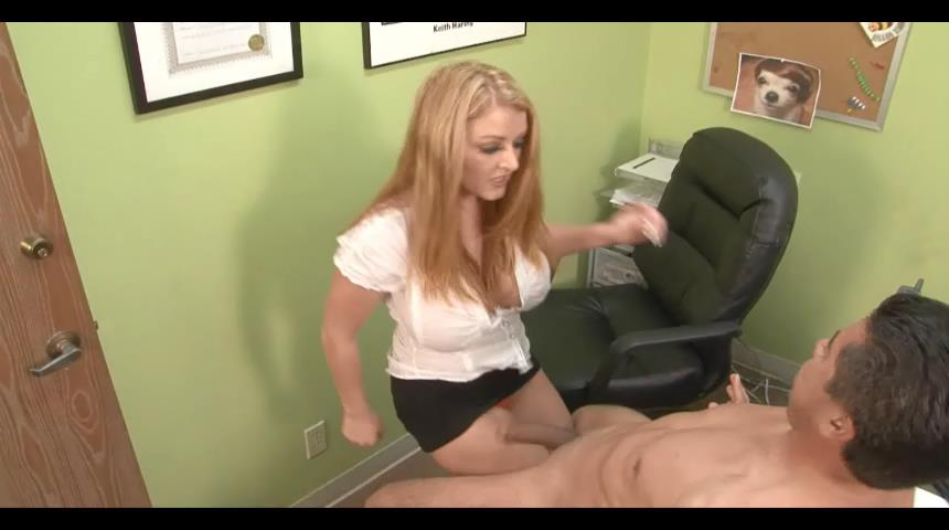 Sophie Dee In Scene: Ballbusting the Flasher - BALLBUSTINGPORNSTARS - SD/480p/WMV