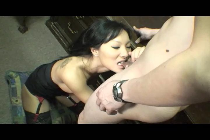 Asa Akira In Scene: Office Bitch Cruel Female Domination and Balbusting Blowjob - BALLBUSTINGPORNSTARS - SD/480p/WMV
