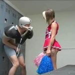 Ashton Pierce In Scene: Ballbusting Cheerleader who Fucks the Locker Room Lurker – BALLBUSTINGPORNSTARS – SD/480p/WMV