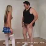 Page Adams In Scene: Gets Annoyed by a Dance Instructor and Fights Back – BALLBUSTINGPORNSTARS – SD/480p/WMV