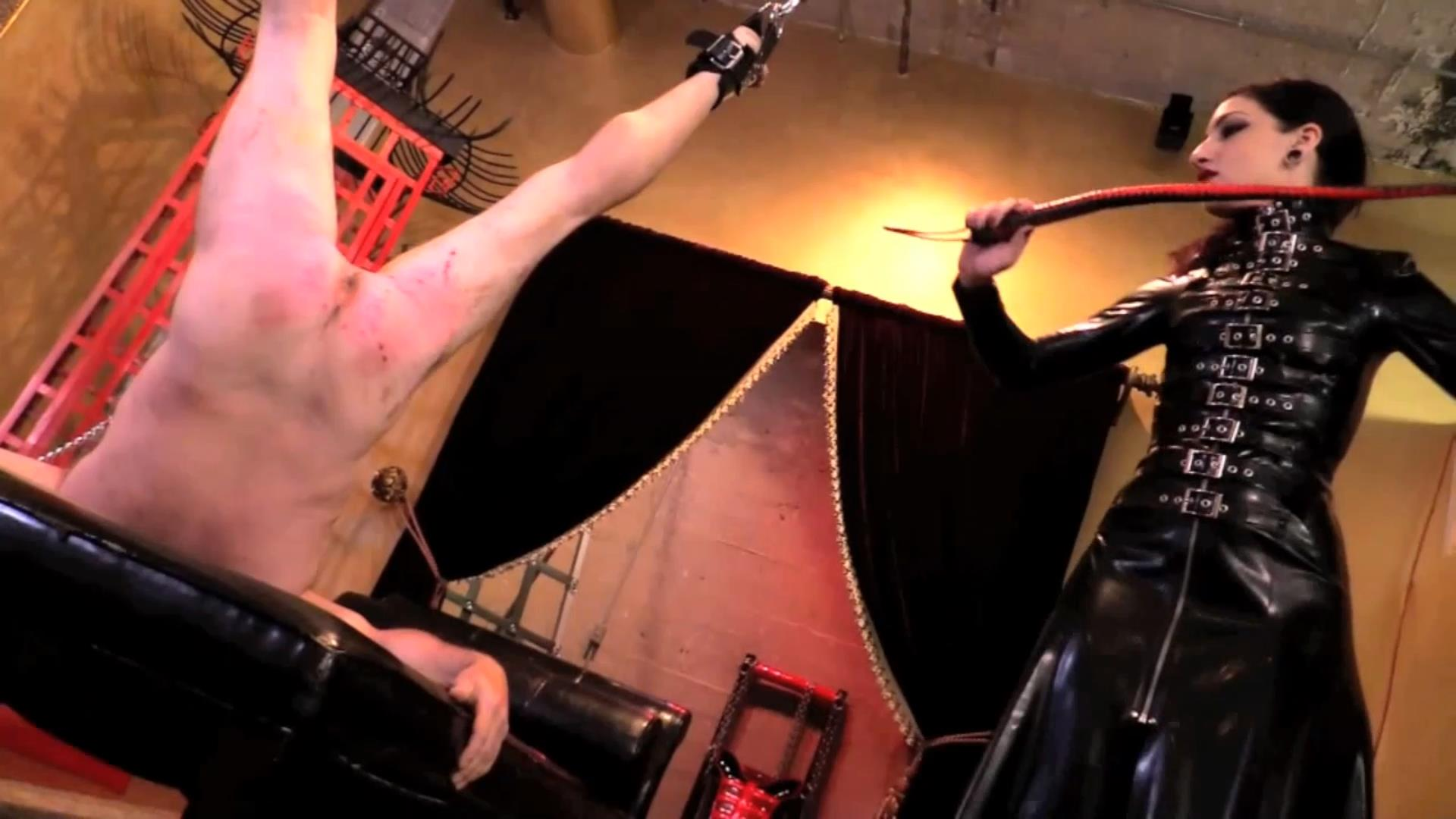 Cybill Troy In Scene: Hung And Caned - CYBILLTROY - FULL HD/1080p/MP4