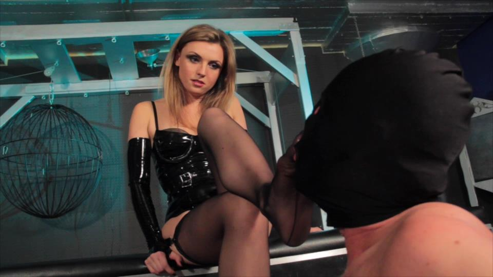 Cybill Troy In Scene: Mistress Renee Trevi: Foot Abuse - CYBILLTROY - SD/540p/MP4