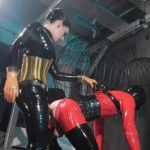 Cybill Troy Rubber Strap In Scene: On Slut – CYBILLTROY – SD/416p/MP4