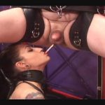Cybill Troy In Scene: Cock Burning, Caning & CBT On Suspended Slave – CYBILLTROY – SD/480p/MPG