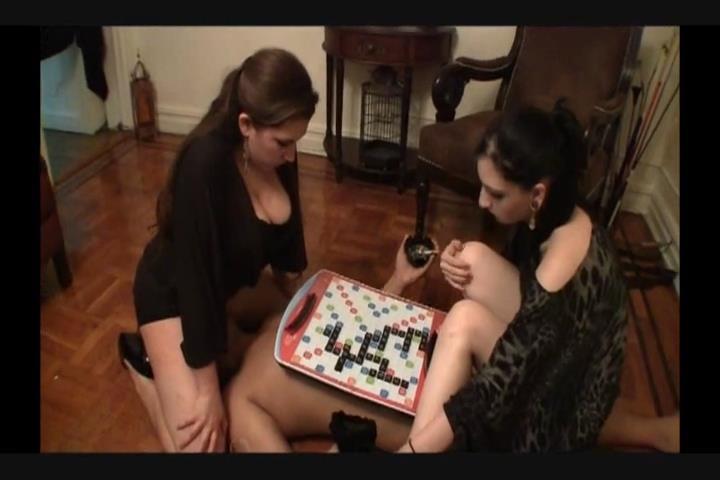 Cybill Troy In Scene: Human Scrabble Board - CYBILLTROY - SD/480p/MPG