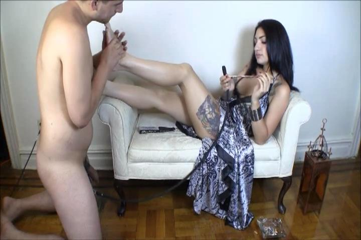 Cybill Troy In Scene: Licking Goddess' Armpits - CYBILLTROY - SD/480p/MPG