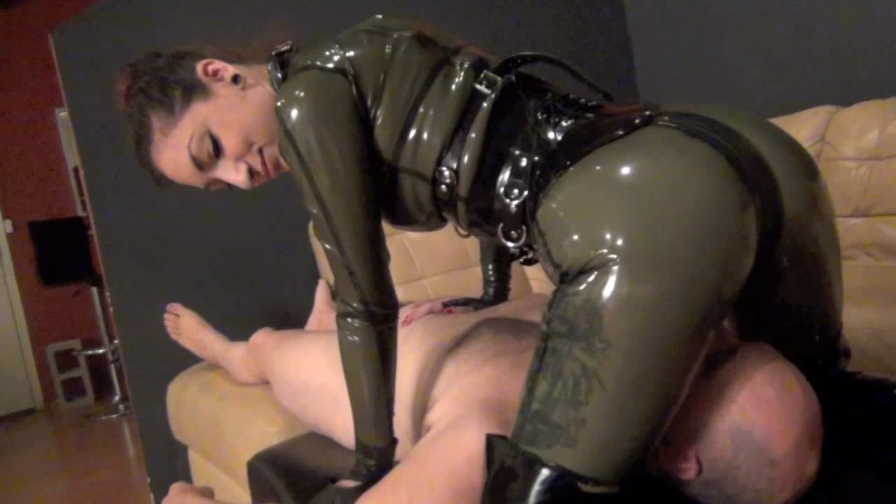 Cybill Troy In Scene: Punished With Ass Smothering - CYBILLTROY - HD/720p/WMV